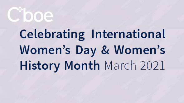Our Cboe: Celebrating Women and Challenging Bias Thumbnail
