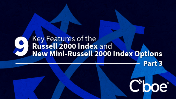 Nine Key Features of the Russell 2000 Index and New Mini-Russell 2000 Index Options (MRUT), Part 3 Thumbnail