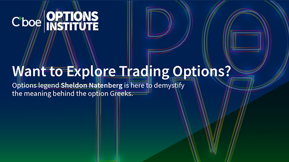 All About Options Expert Sheldon Natenberg Thumbnail